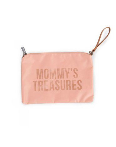 CHILDHOME - Torebka Mommy's Treasures Różowa