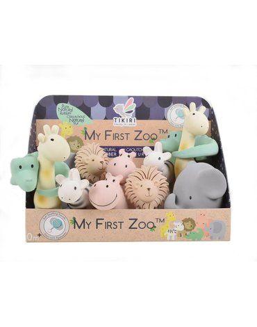 Zestaw Tikiri Zoo 12 szt.
