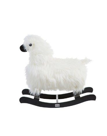 CHILDHOME - Bujak na biegunach owca Black