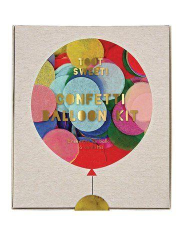 Meri Meri - Zestaw balonów Konfetti multikolor