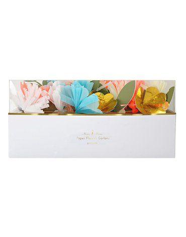 Meri Meri - Girlanda Bukiet kwiatów