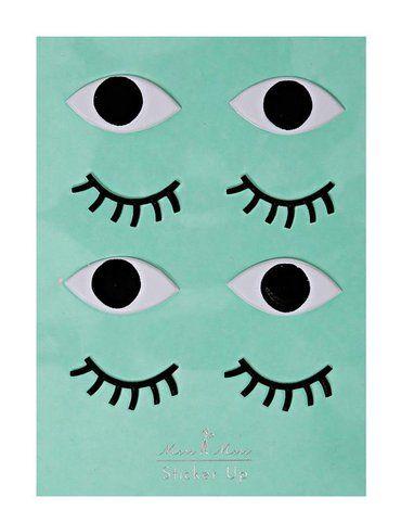 Meri Meri - Naklejki 3D Oczy