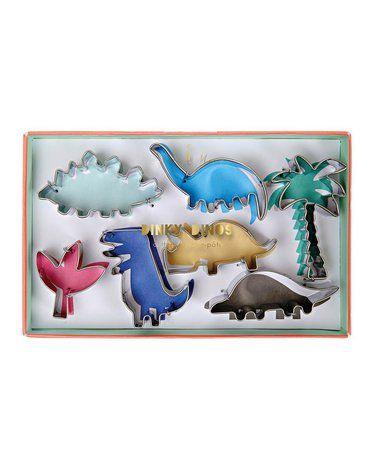 Meri Meri - Wykrawaczki do ciastek Dinozaur