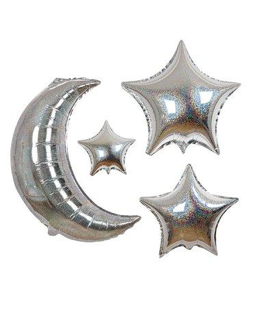 Meri Meri - Balony Księżyc i gwiazdki