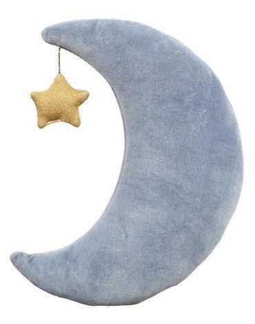 Meri Meri - Poduszka welurowa Księżyc