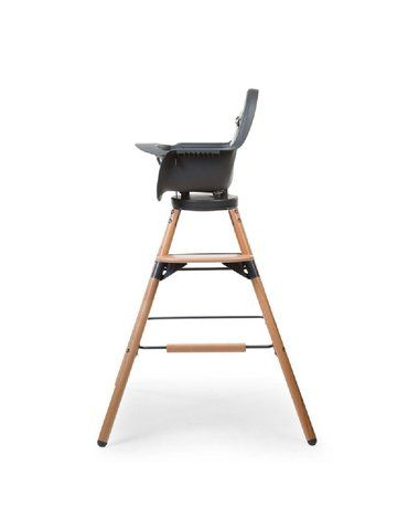 Krzesełko do karmienia Evolu 2 ONE.80° Natural/Anthracite CHILDHOME