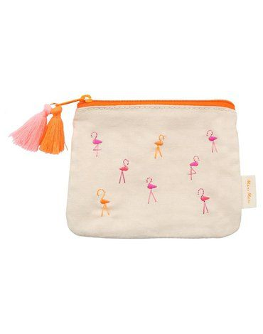 Meri Meri - Kosmetyczka Flamingi