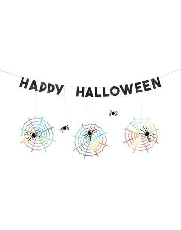 Meri Meri - Girlanda Happy Halloween