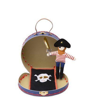 Meri Meri - Pirat mini w walizce