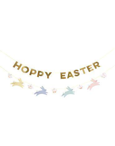 Meri Meri - Girlanda Hoppy Easter