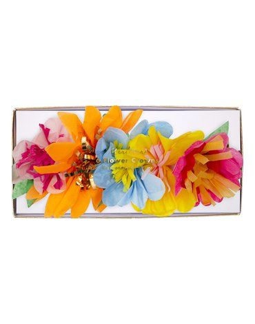Meri Meri - Korony Kwiaty Blossom