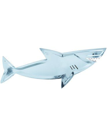 Meri Meri - Talerzyki Rekin Podwodny świat