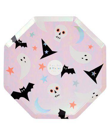 Meri Meri - Talerzyki Halloween Icons