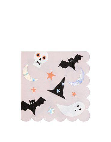 Meri Meri - Serwetki Halloween Icons