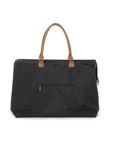 Torba Mommy Bag Czarno-Złota CHILDHOME