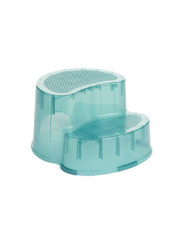 CHILDHOME - Podest dwustopniowy i krzesełko 2w1 Aqua