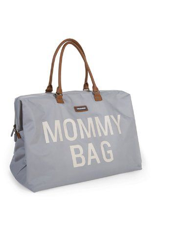 CHILDHOME - Torba Mommy Bag Szara