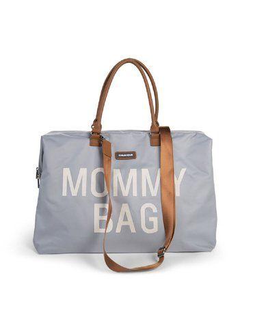 Torba Mommy Bag Szara CHILDHOME