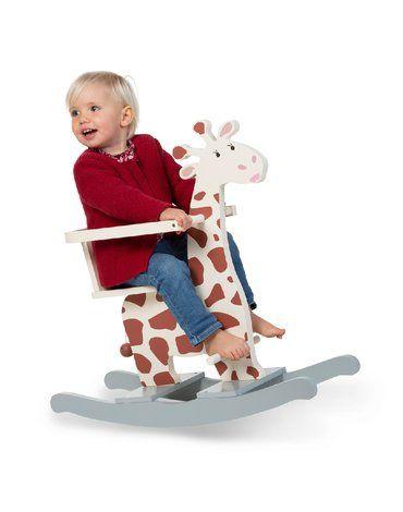 CHILDHOME - Bujak na biegunach Żyrafa