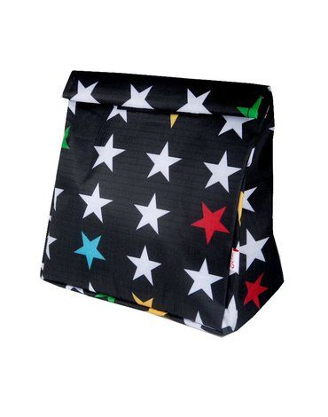 My Bag's Torebka Snack Bag My Star's black