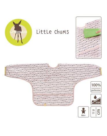 Lassig Śliniak z długim rękawem 6m+ Little Chums Mysz
