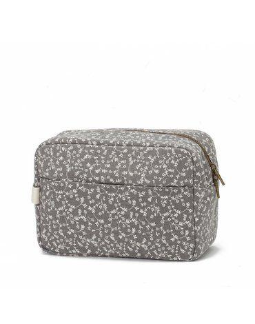 My Bag's Kosmetyczka My Liberty Flowers dark grey