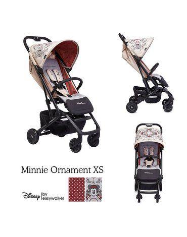 Disney by Easywalker Buggy XS Wózek spacerowy z osłonką przeciwdeszczową Minnie Ornament
