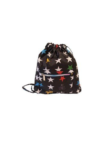 My Bag's Plecak worek XS My Star's black