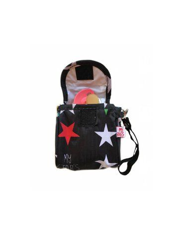 My Bag's Torebka na smoczek My Star's black