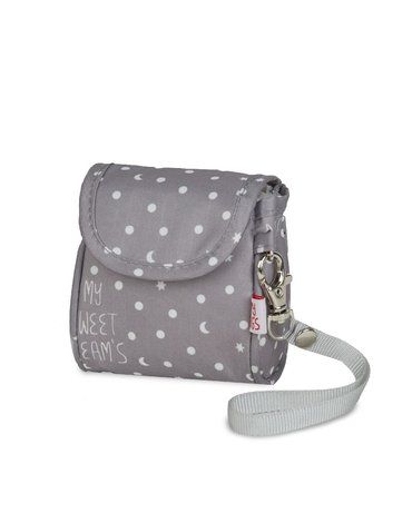 My Bag's Torebka na smoczek My Sweet Dream's grey