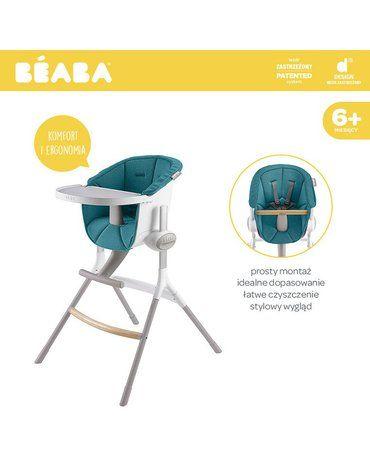 Beaba Miękki wkład do Krzesełka do karmienia Up&Down blue