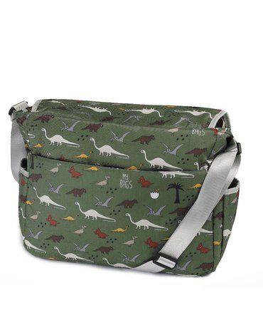 My Bag's Torba do wózka Flap Bag Dino's