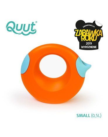 QUUT Konewka mała Cana Mighty Orange + Vintage Blue