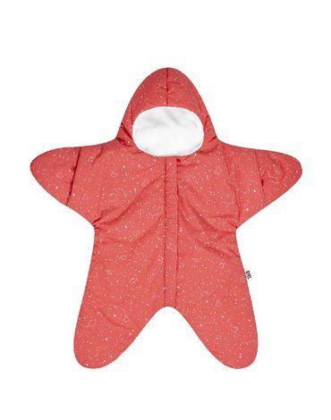 Baby Bites Kombinezon zimowy Star (3-6 miesięcy) Coral
