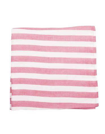 Baby Bites Pieluszka muślinowa 120 x 120 cm Sailor Pink