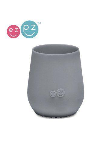 EZPZ Silikonowy kubeczek Tiny Cup szary