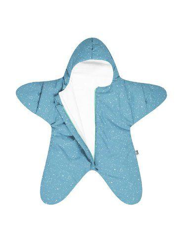 Baby Bites Kombinezon letni Star (3-6 miesięcy) Turquoise
