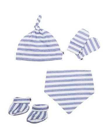Baby Bites Zestaw dla noworodka Sailor (0-3 miesięcy) Blue