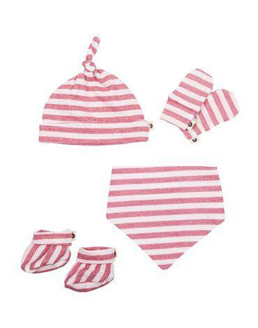 Baby Bites Zestaw dla noworodka Sailor (0-3 miesięcy) Pink