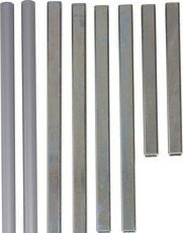 Baby Dan - Rozszerzenie bramki BabyDan PREMIER 14 cm, srebrny