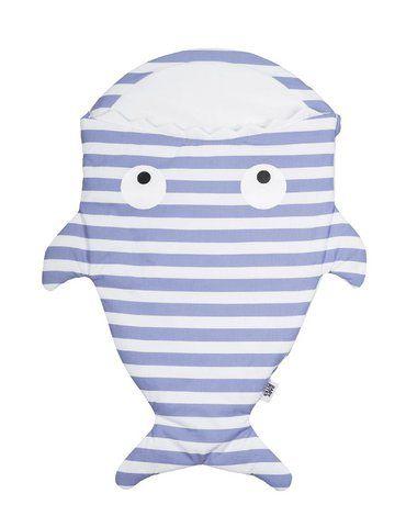 Baby Bites Śpiworek letni Sailor (0-3 miesięcy) Blue