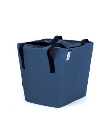 Vidiamo Torba zakupowa Shopping bag Petrol Blue