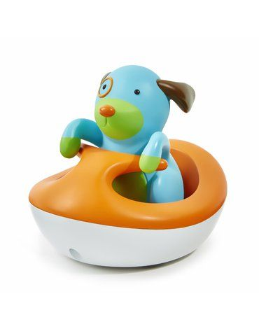 Skip Hop - Piesek Zoo i jego pływający pojazd