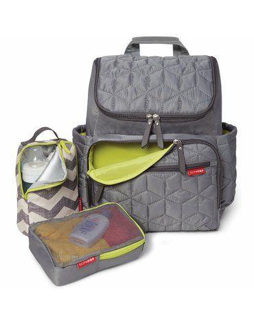 Skip Hop - Plecak Forma Grey