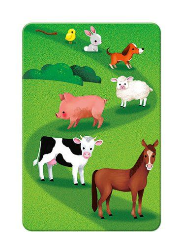 Janod - Gra strategiczna Wyścig na farmie