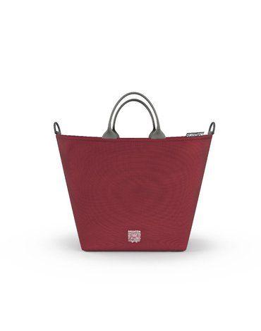 Greentom torba zakupowa do wózka cherry