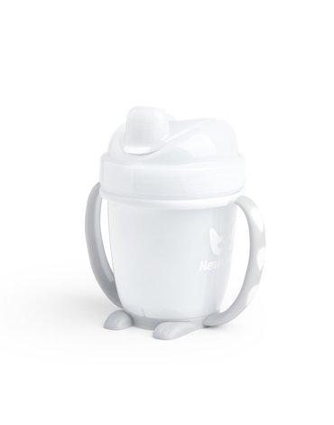 Herobility – kubek niekapek HeroSippy 140 ml, biały