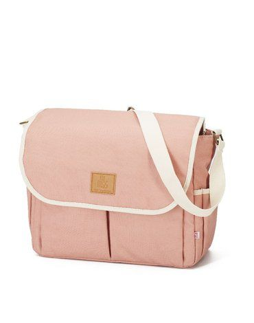My Bag's Torba do wózka Flap Bag Happy Family Pink