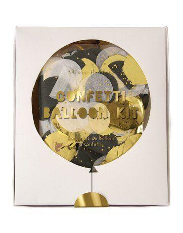 Meri Meri – Zestaw balonów Konfetti shine