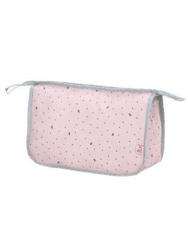 My Bag's Kosmetyczka Leaf Pink